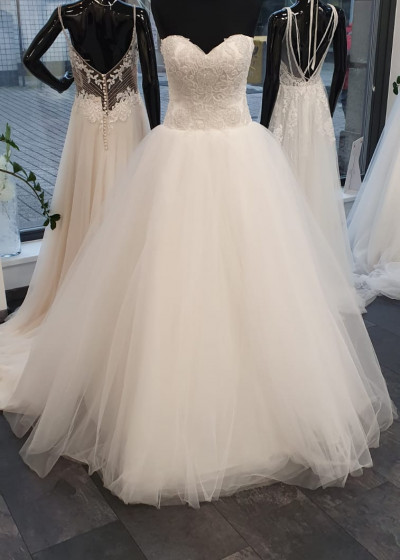 Princess Brautkleid S 10 742
