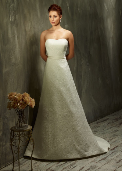 Mermaid Brautkleid Sinnlich LD 70437 766