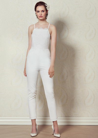 Jumpsuit Overal 7926 895