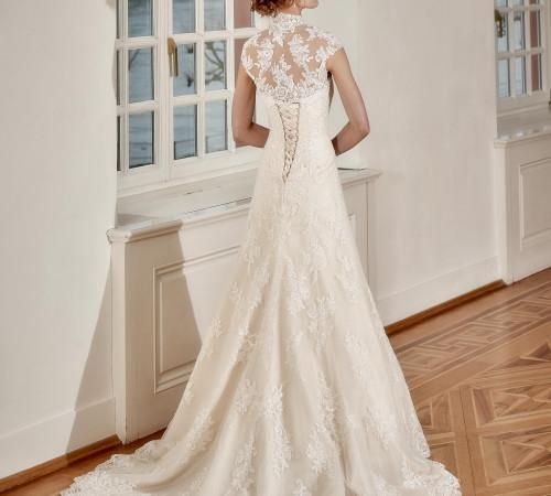 Brautkleid 61547 ohne Jacke